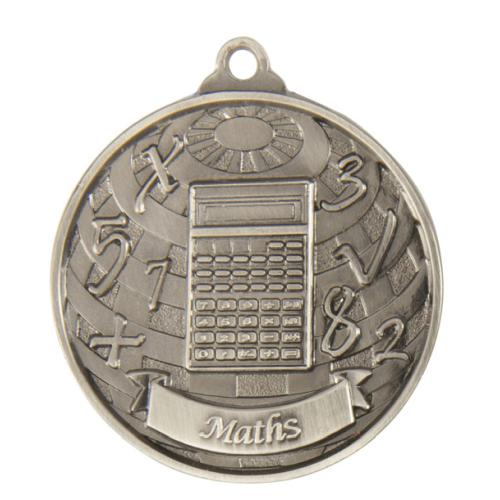 1073-40S Academic Medal 50mm