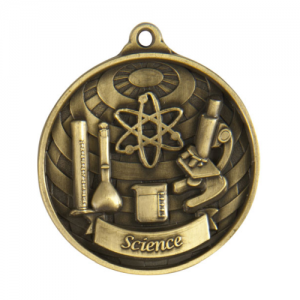 1073-41G Academic Medal 50mm