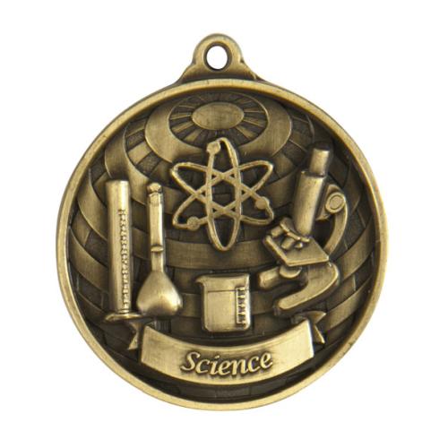 1073-41G Academic Medal 50mm