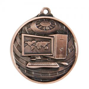 1073-42BR Academic Medal 50mm