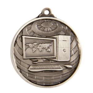 1073-42S Academic Medal 50mm
