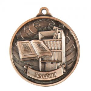 1073-49BR Academic Medal 50mm