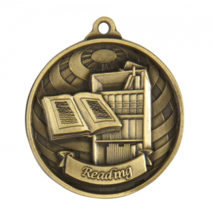1073-49G Academic Medal 50mm