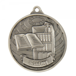 1073-49S Academic Medal 50mm