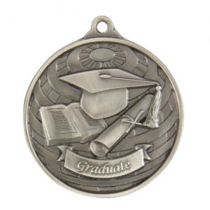 1073-52S Academic Medal 50mm