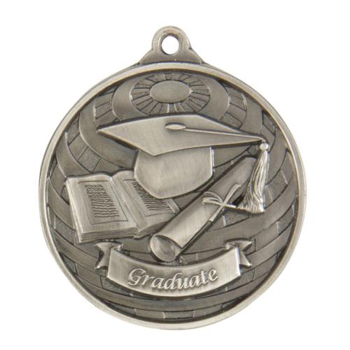 1073-52S Academic Medal 50mm