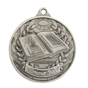 1073-53S Academic Medal 50mm