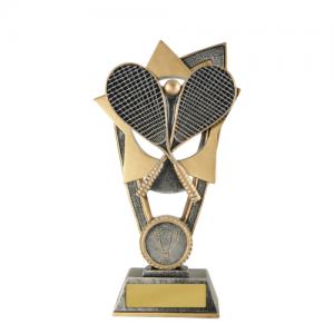 10A-FIN60G Squash Trophy 175mm