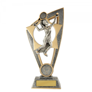 10B-FIN12F Tennis Trophy 200mm