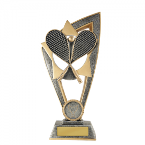 10B-FIN60G Squash Trophy 200mm