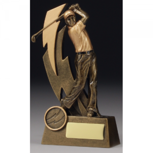 11617A Golf Trophy 150mm