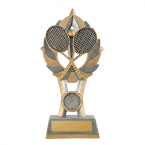 11A-FIN12G Tennis Trophy 175mm