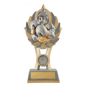 11A-FIN32GB Martial Arts Trophy 175mm