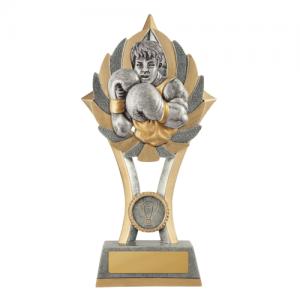 11B-FIN32GB Martial Arts Trophy 200mm