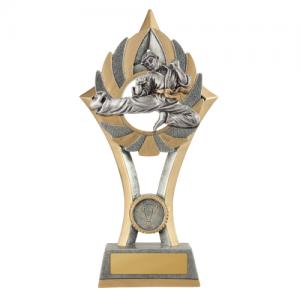 11C-FIN11MA Martial Arts Trophy 230mm