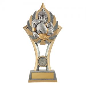 11C-FIN32GB Martial Arts Trophy 230mm