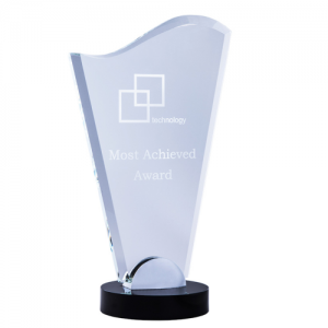 1210C Glass Trophy 235mm