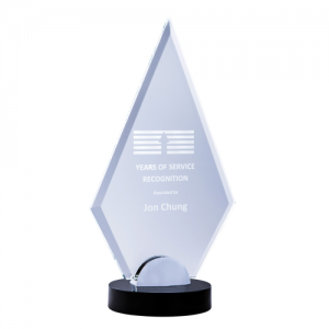 1212C Glass Trophy 240mm