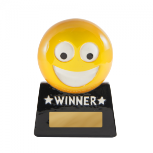 318-WINNER Novelty Trophy 87mm