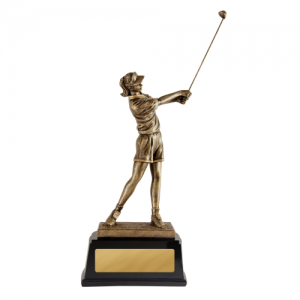 322FA Golf Trophy 226mm