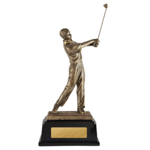 322MC Golf Trophy 260mm