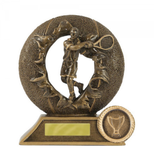 595-12MA Tennis Trophy 120mm
