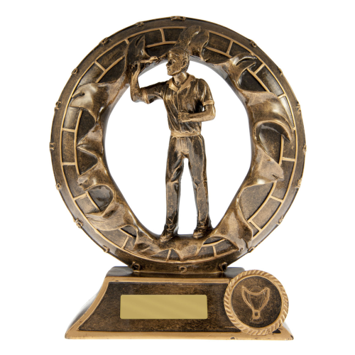 595B-26 Darts Trophy 175mm