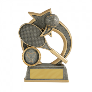 609-12A Tennis Trophy 120mm