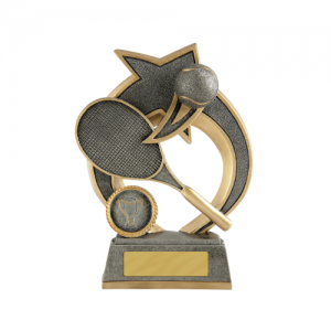 609-12C Tennis Trophy 155mm