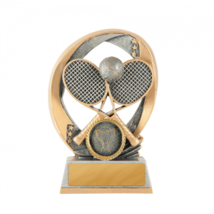 613-12A Tennis Trophy 120mm