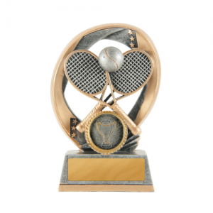 613-12B Tennis Trophy 140mm
