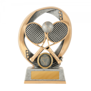 613-12C Tennis Trophy 155mm