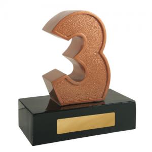 882-3 Achievement Trophy 160mm