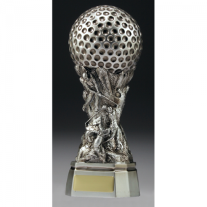 A1083C Golf Trophy 230mm