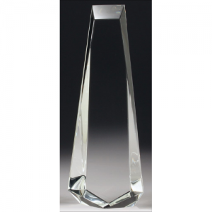 CC337L Crystal Trophy 300mm