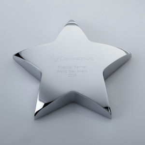 CG265 Metal Paperweight