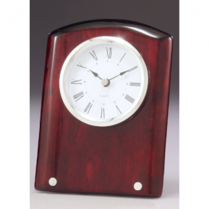 CL507 Timber Clock 170mm