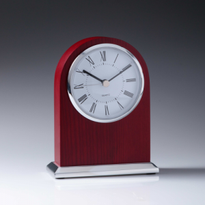 CL703 Wood Clock 140mm