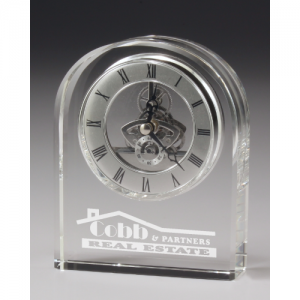 CL854 Crystal Clock 145mm