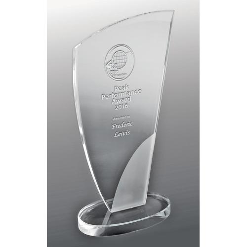 DSGA04C Glass Trophy 250mm