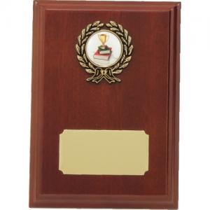 LP4 Wooden Plaque 150mm