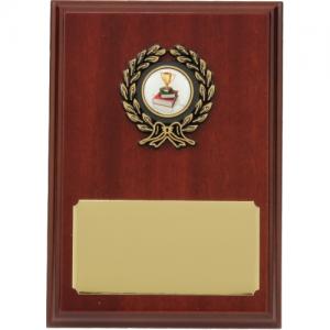 LP5 Wooden Plaque 175mm