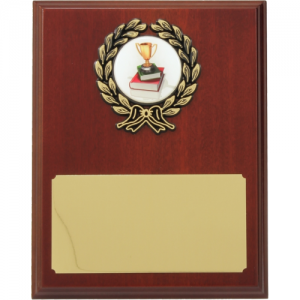 LP7 Wooden Plaque 225mm