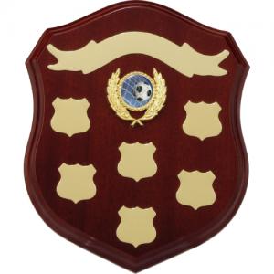 LS8 Wooden Shield/Perpetual 210mm