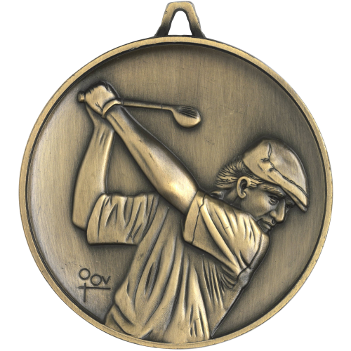 M9309 Golf Medal 62mm