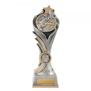 W18-2917 Billiards, Snooker, Pool Trophy 200mm