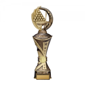 W18-2930 Billiards, Snooker, Pool Trophy 360mm