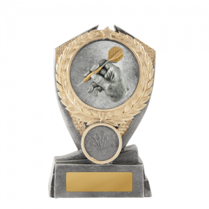 W18-3123 Darts Trophy 125mm