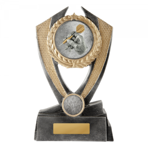 W18-3125 Darts Trophy 175mm