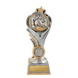 W18-3402 Martial Arts Trophy 175mm